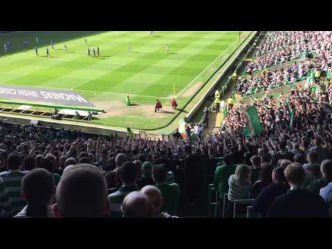 Celtic Fans | Green Brigade | We Love You
