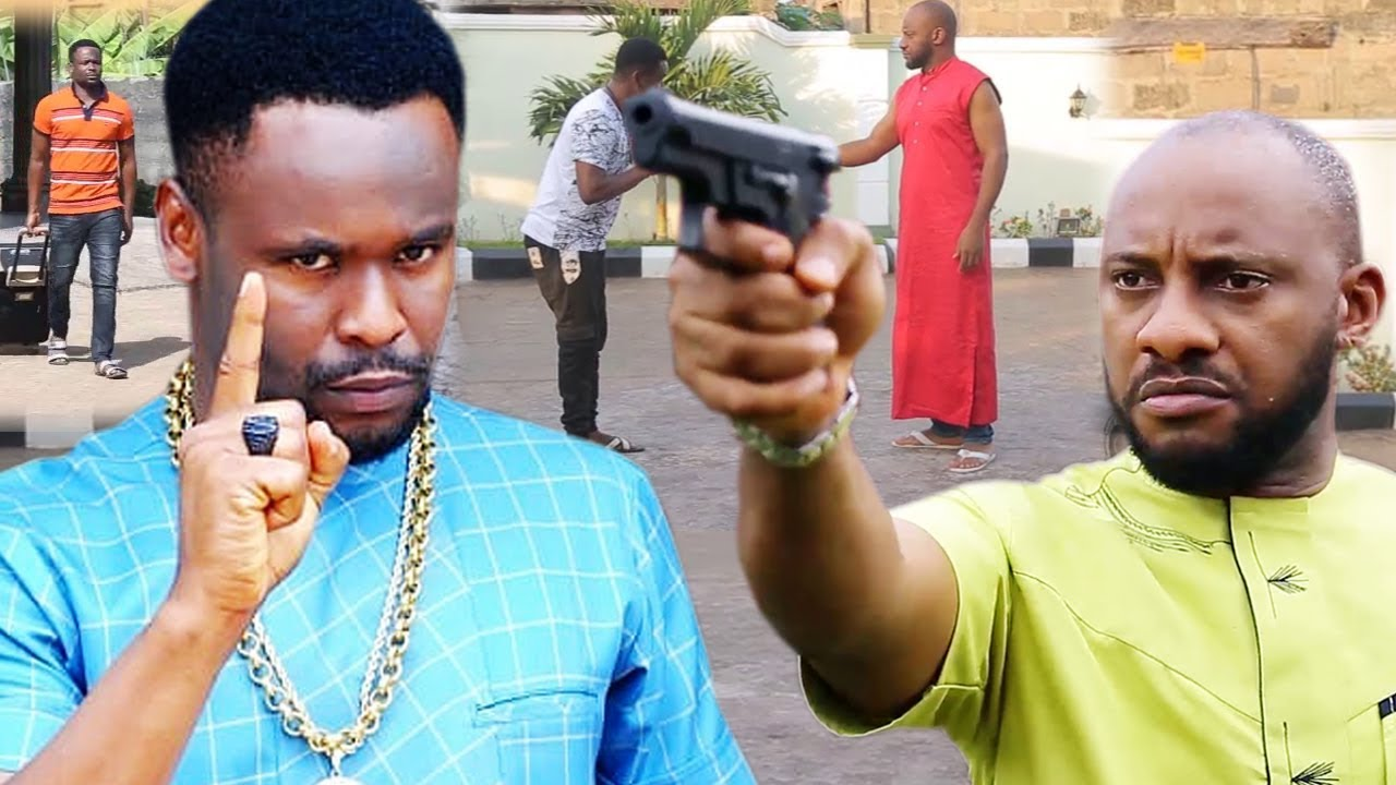 Download The Two Brothers That Hate Each Other 1&2 - Yul Edochie / Zubby Michael 2019 Latest Nigerian Movie