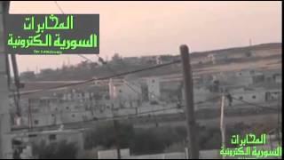 الجبهة الإسلامية تقوم بتفجير حاجز فريكه بسياره مفخخه بجسر الشغورحسب روايتهم