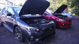 Subaru WRX vs WRX STI: Test Drive And Compare!