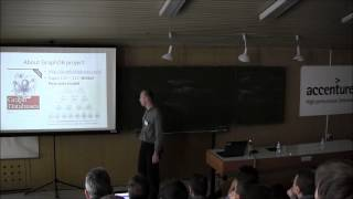 OpenSlava 2013: Graph database - Neo4J (Matej Rehak)