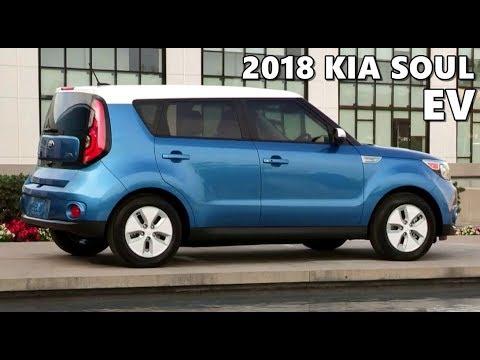 2018 Kia Soul Ev Test Drive Exterior Interior Youtube