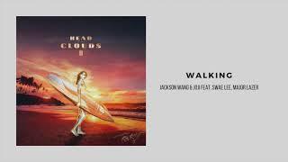 Download lagu Joji & Jackson Wang - Walking feat. swae lee & major lazor
