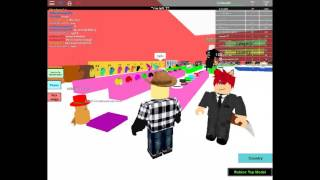 Roblox's Top Model With tailsfan127