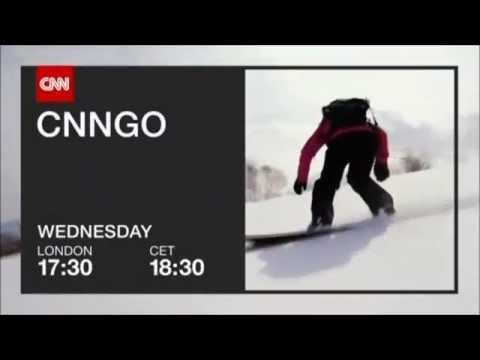 "CNN International ""CNNGO - Hokkaido"" promo"