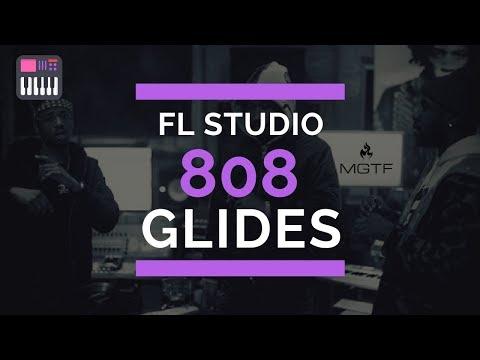 FL Studio 12.5 macOS 64 Bit Beta | Trap 808 Drums | Bass Slide & Glide Tips