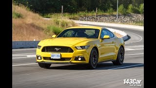 Ford Mustang GT Review - 143Car