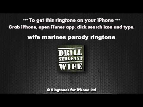 Wife Calling Drill Sergeant Ringtone