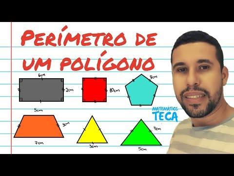 Perímetro de um polígono