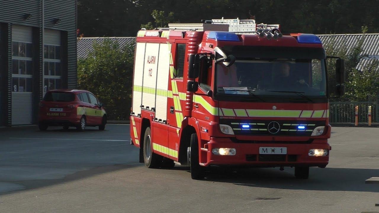 Download Sydvestjysk Brandvæsen Esbjerg HLF M1