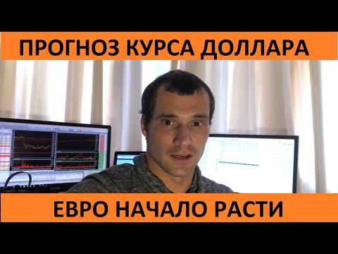Прогноз курса доллара рубля валюты  на октябрь. Что будет с валютой.  Обзор по московской бирже