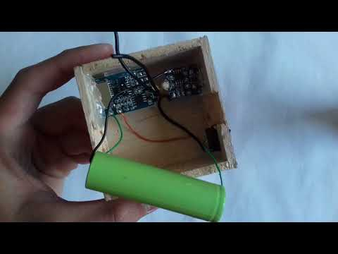 How to make a Sd Card Wooden Speaker