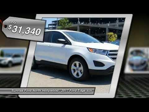 2017 Ford Edge North Hollywood,Los Angeles,San Fernando Valley,Glendale,Burbank m72636