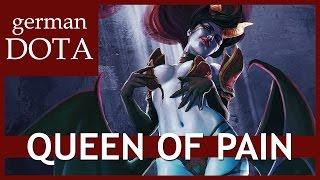Dota 2 QUEEN OF PAIN - Let