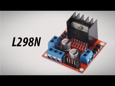 Como Usar El Driver Controlador De Motores L298N