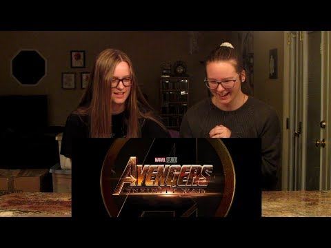 Avengers: Infinity War Trailer #1 - Reaction and Review!!