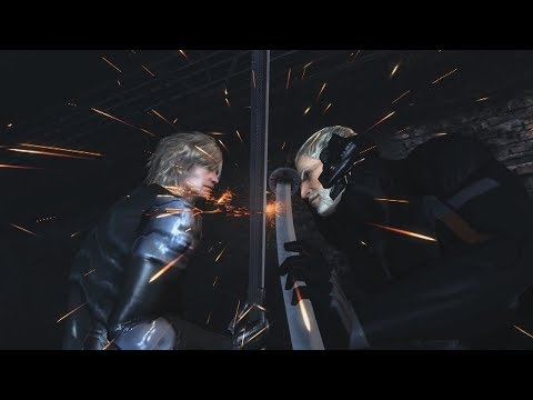 Metal Gear Rising: Solidus Rematch |