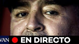 DIRECTO: Muere Diego Armando Maradona