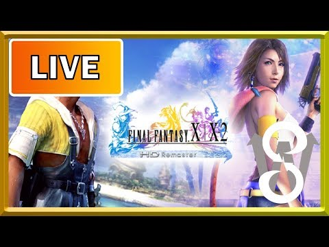 Playing Final Fantasy X Remastered [Thanks to You guys]