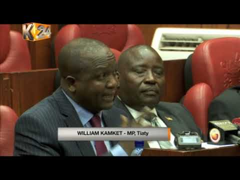 Cost of 2022 polls to reduce by Sh11.2B if Tiaty MP Kamket's bill becomes law