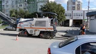 Сімферополь Капітальний ремонт вул Маршала Жукова 5 жовтня 2018