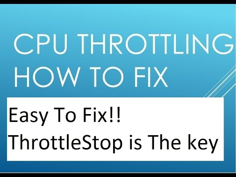 throttlestop cpu not supported