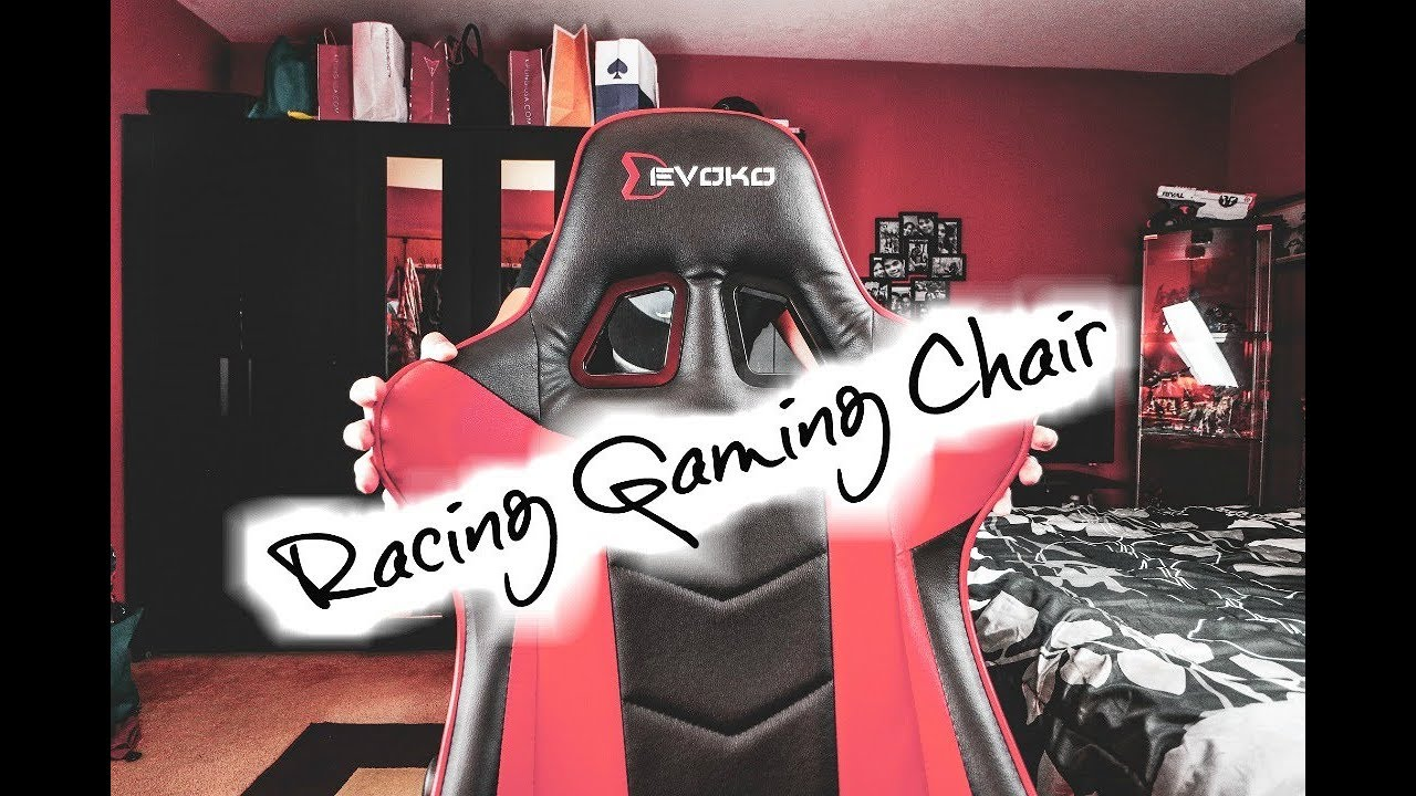 Gaming Chair under a 100$ by Devoko / Unboxing & Review...