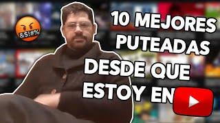 Las 10 Mejores Puteadas de Mi Papa en el Canal | Joaco