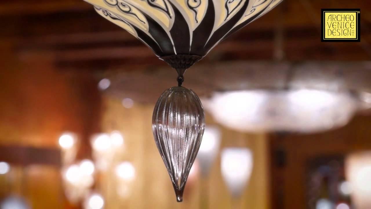 Archeo venice design murano showroom fortuny lamps youtube archeo venice design murano showroom fortuny lamps aloadofball Choice Image