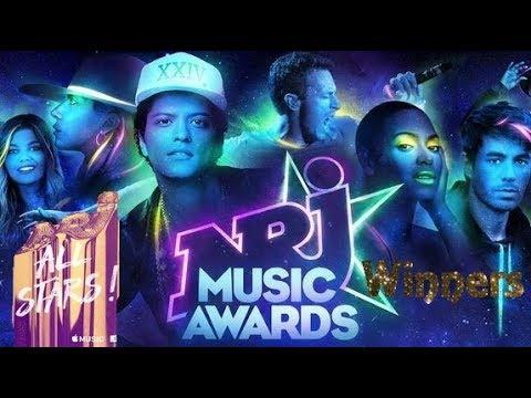 NRJ Music Awards 2017 | Gagnants / Winners