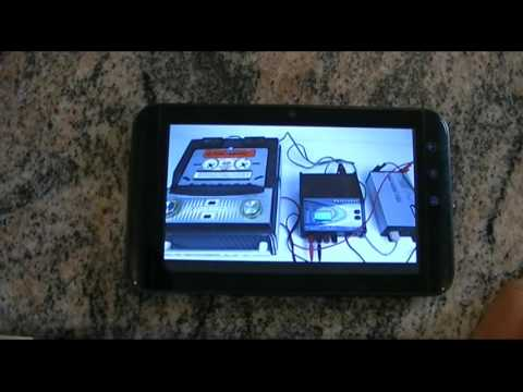 Dell Streak 7--An Early Android Tablet