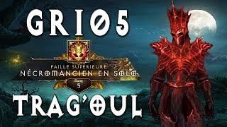 GR105 Rank 5 Necromancer TragOul  Diablo 3 26