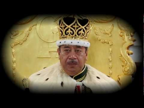 KING GEORGE TUPOU V's DEATH - Tonga Government Public Announcement