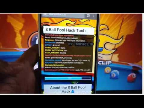 8 Ball Pool Hack Unlimited Coins and Dollar 100 % working ...