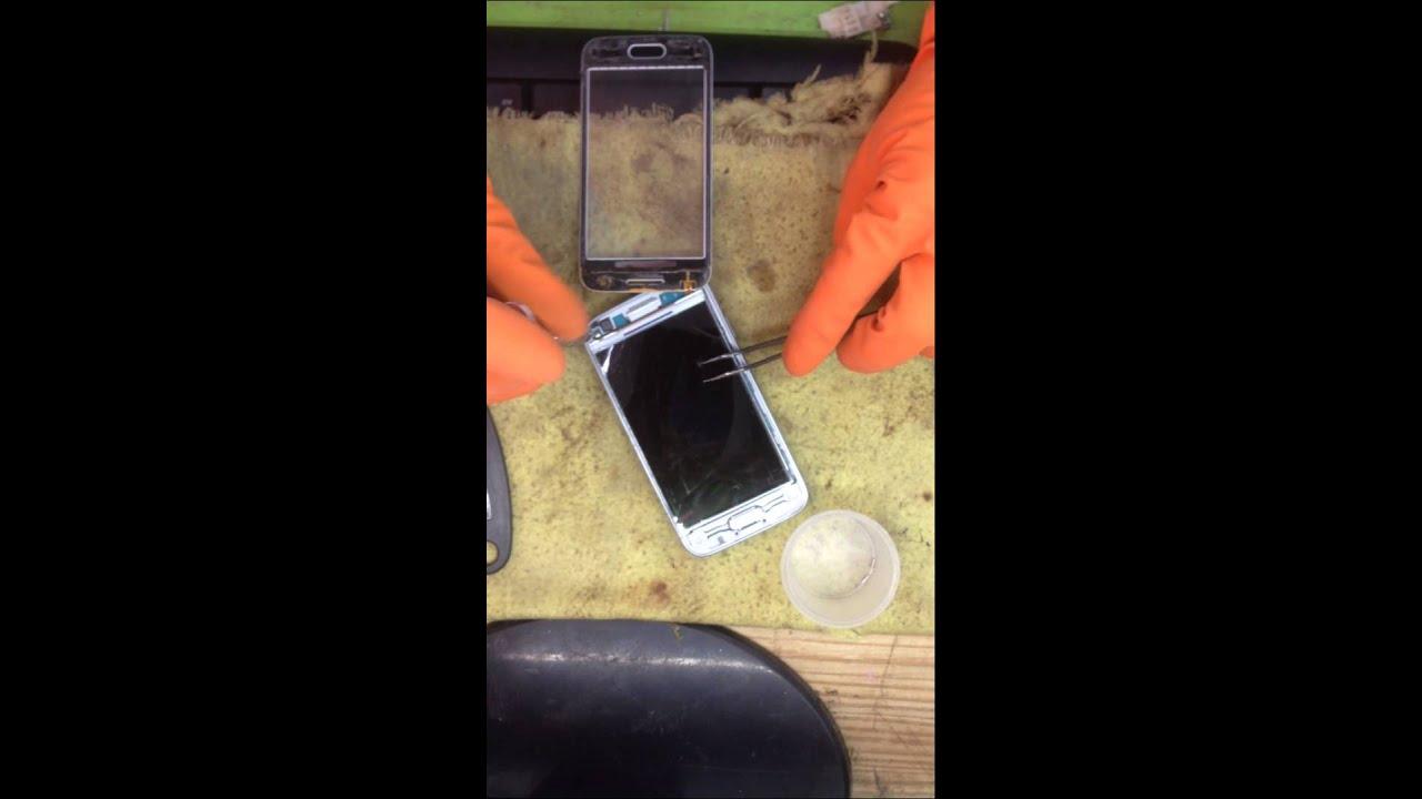 Samsung Galaxy V G313 Teardown Youtube Baterai Plus Ace 4