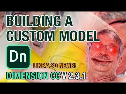 BUILD CUSTOM MODELS - Dimension CC