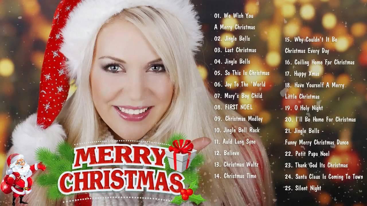 25 best christmas songs