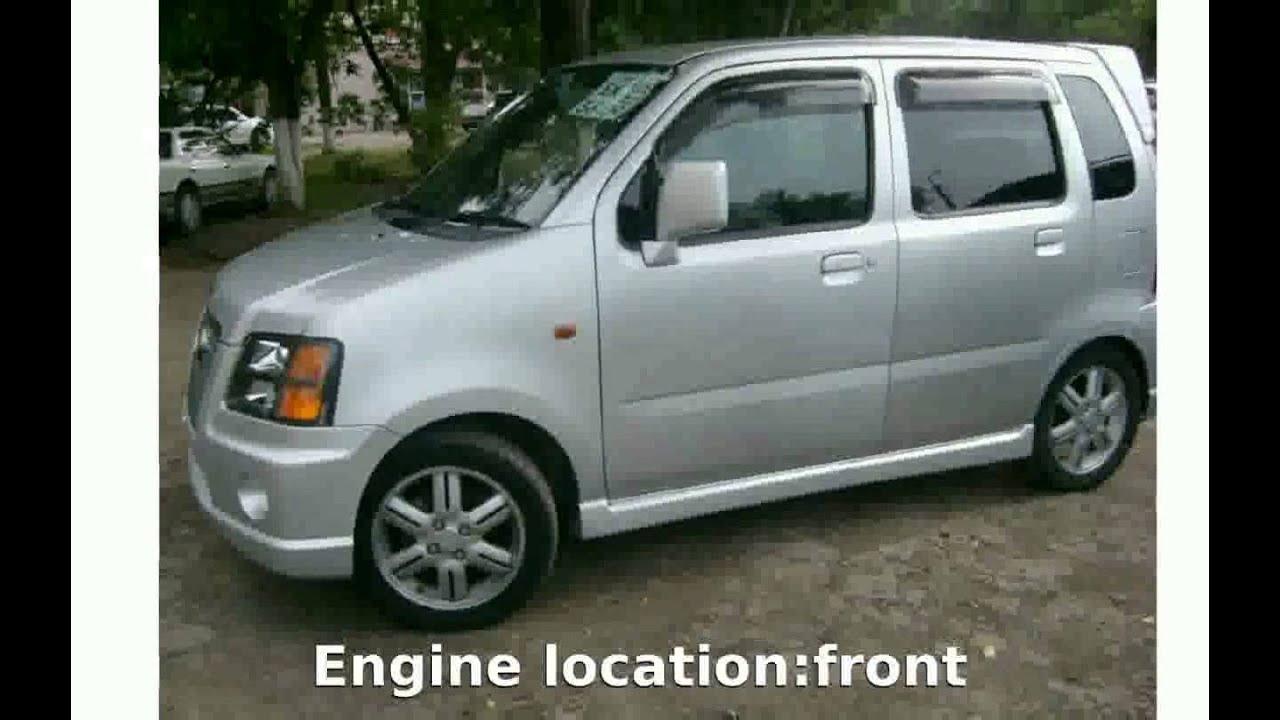 hight resolution of 2004 suzuki wagon r 1 3 details