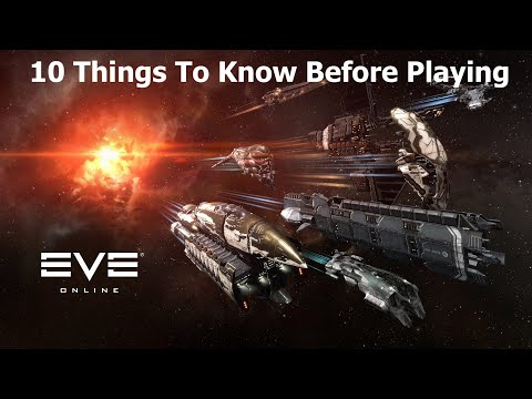 Eve Online Beginners Guide - The 10 Things To Know Before You Start Playing
