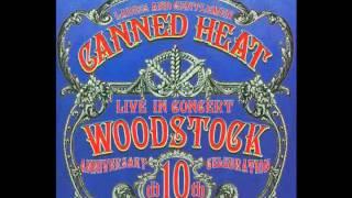 Canned Heat - Woodstock Boogie 1969