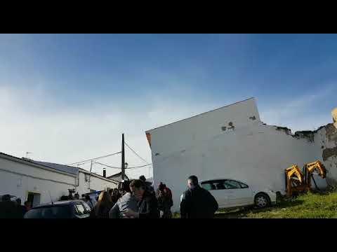 Los vecinos de El Campillo intentan agredir a Bernardo Montoya