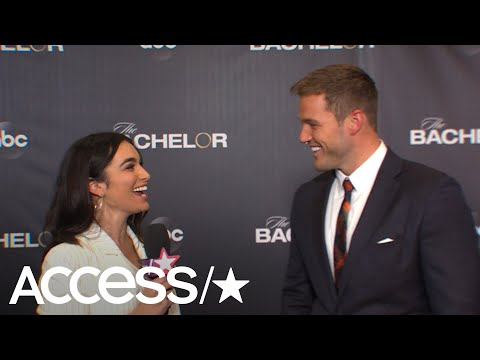'Bachelor' Colton Underwood Goes Deep On His Big Fence-Jumping Moment | Access