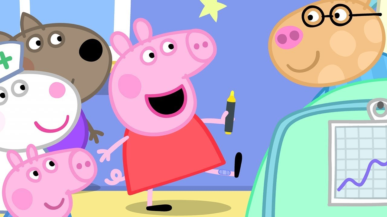 816d34e95eb1 Peppa Pig English Episodes in 4K