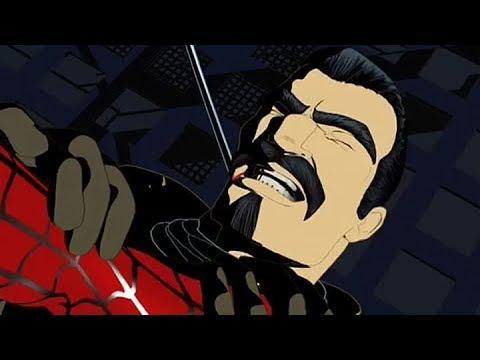 """Последняя серия - Человек-Паук (2003) - """"Игры разума 2"""""""