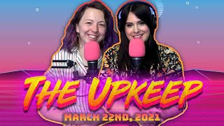 The Upkeep: March 22nd, 2021 | Magic the Gathering News & Information | MTG Podcast