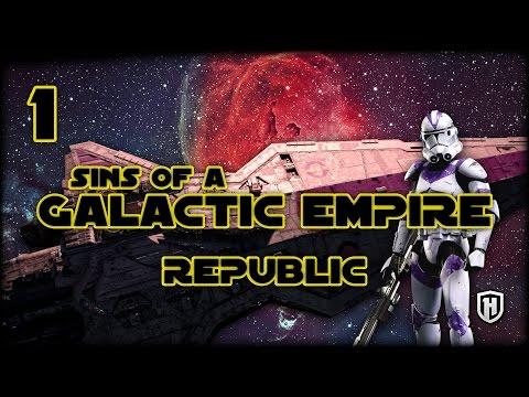 A New Galaxy, A New Hope | Sins of a Galactic Empire - Republic #1