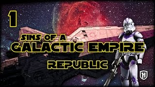 A New Galaxy, A New Hope | Sins of a Galactic Empire - Republic #1