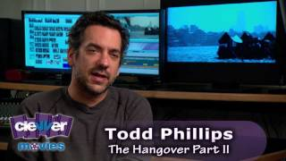 Todd Phillips 'The Hangover Part 2' Interview