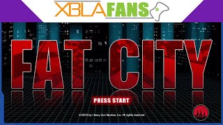 Fat City Xbox One Gameplay + Full Playthrough