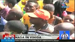 NASA principals warn Jubilee team against rigging